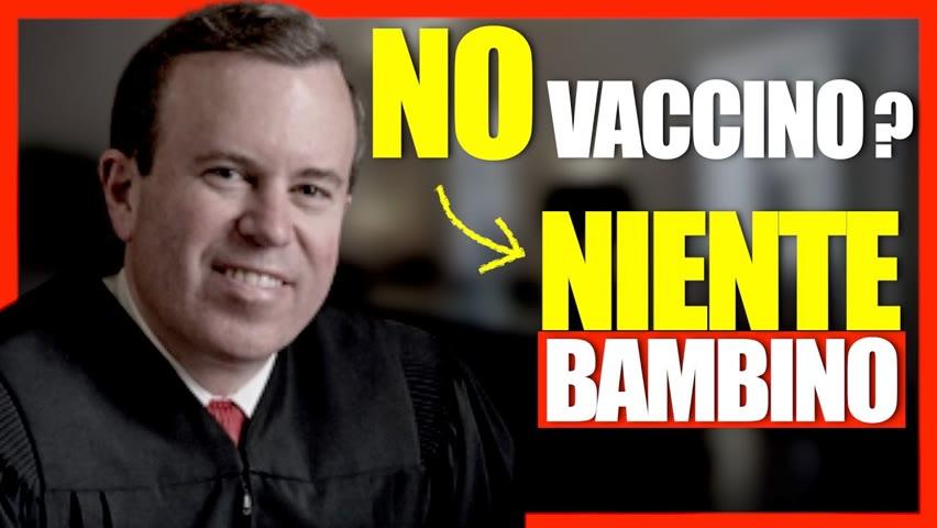 Madre perde diritti genitoriali perché non vaccinata. Giudice si tira indietro | Facts Matter Italia