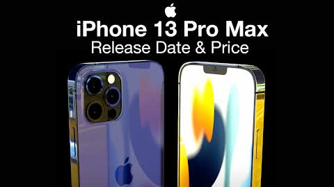 iPhone 13 Pro Release Date and Price – LARGE Battery & LARGE 1TB Storage is Coming!
