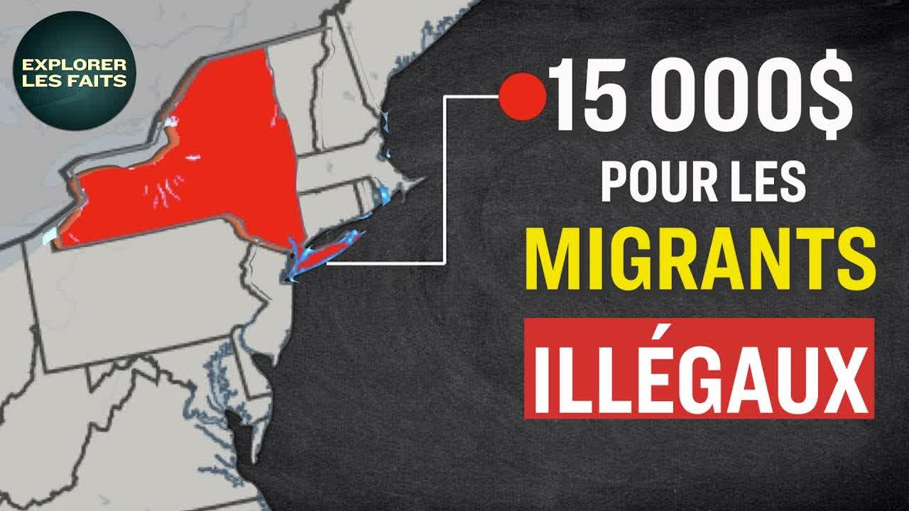 Nouvelle loi : des immigrés clandestins recevront jusqu'à 15 600 dollars en cas de perte de revenus