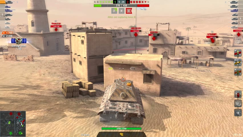 E100 7849DMG 3Kills   World of Tanks Blitz   O_o__O_o__O_o