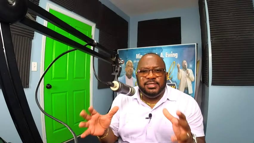 God's Will Vs The Will Of Man Minister Kevin L A Ewing