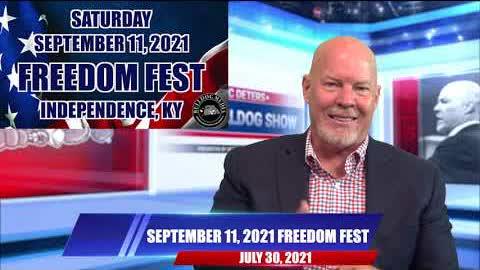 September 11, 2021 Freedom Fest