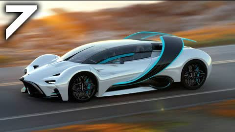 7 Newest SuperCars UPCOMING 2020 and 2021