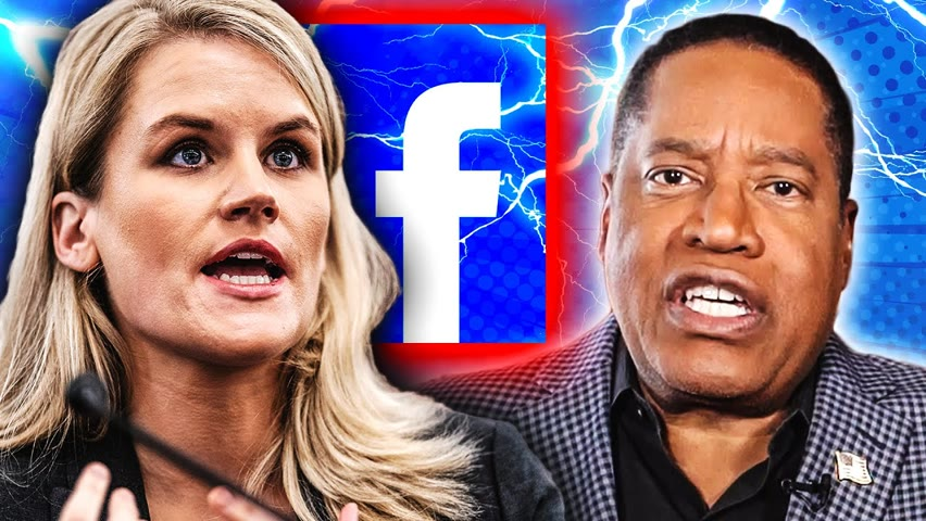 Facebook 'WhistleBlower' Ignores The Real Scandal  | Larry Elder