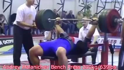 The Man who set over 50 Powerlifting World Records - Andrey Malanichev