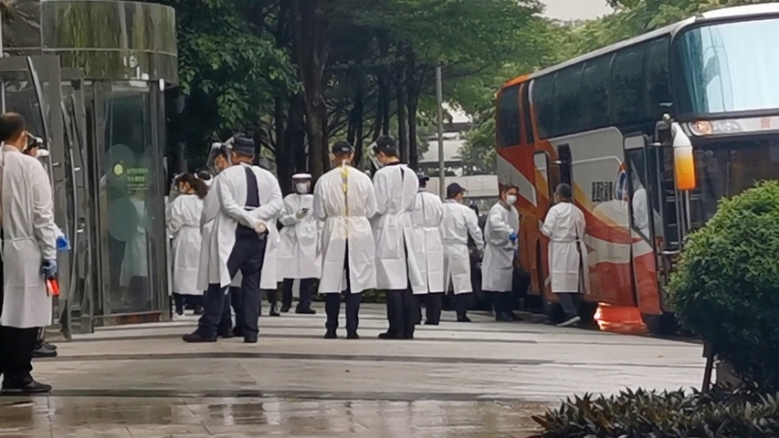 看好了世界 台灣人只示範ㄧ次 兩週內解除三級 是否達成?取決於台灣民眾自制力和公德心