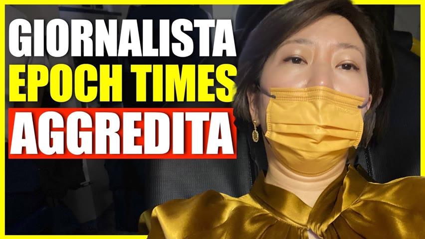 La reporter è stata picchiata con una mazza. Rallenta audit in Arizona | Facts Matter Italia