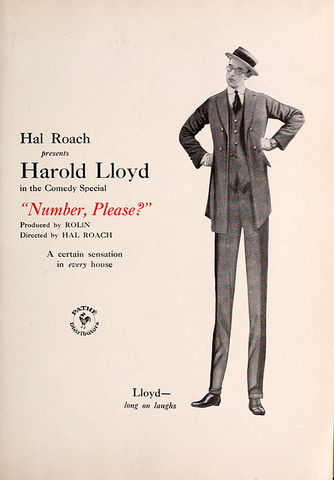 'Number Please' (1920) - Harold Lloyd | Full Movie (Short Film) | Silent Film | Full HD 1080