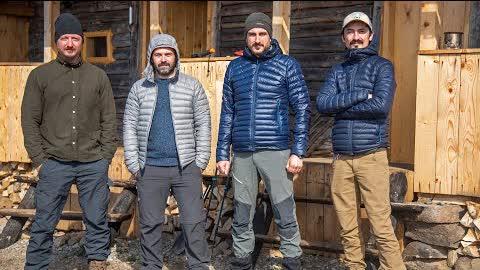 Weekend cu Prieteni la Cabană   Bulz, Cioplit Linguri, Clătite, Ceafă la Grătar, Turte pe plită