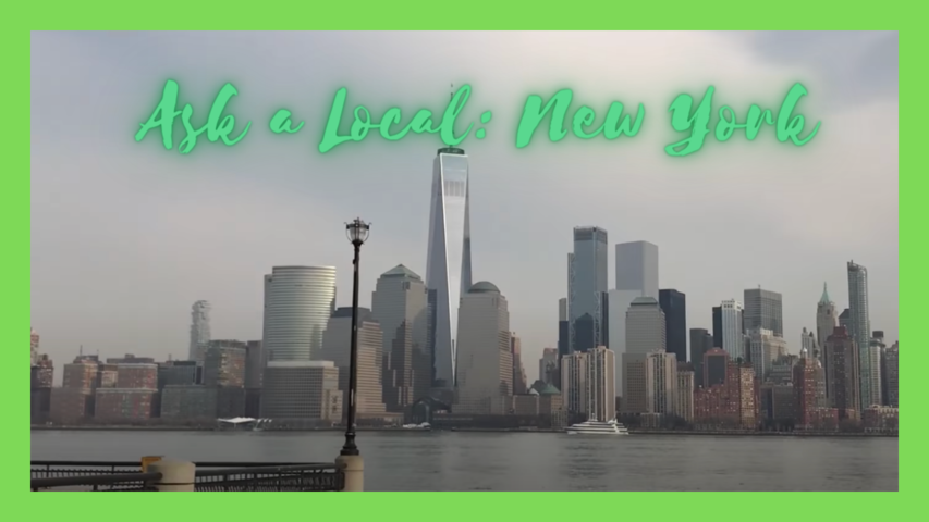 Ask a Local: New York