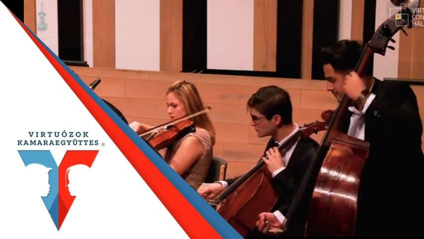 Virtuózok | Kamaraegyüttes | Mozart-Grieg - Facile Sonata Kv.545