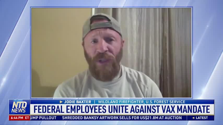 Federal Employees Unite Against Vaccine Mandate