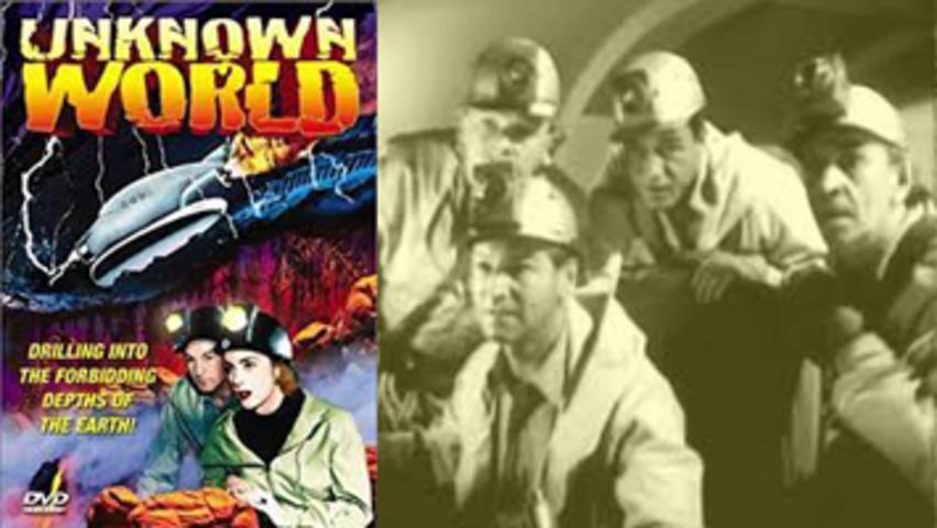 Unknown World  1951  Terry O. Morse  Sci-Fi  Full Movie