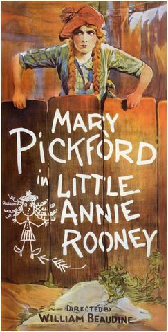 Little Annie Rooney - Mary Pickford William Haines Walter James Gordon Griffith