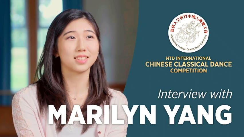 Classical Chinese Dance Explained by Gold Winner MarilynYang