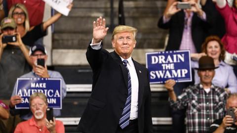Trump's Week Sept4-8