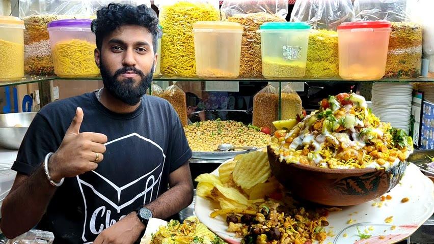 Farsaan Matka Papdi Chaat | Mouthwatering Sev Puri  | Indian Street Food