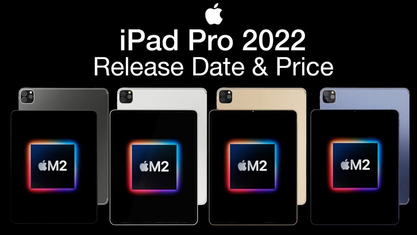 iPad Pro 2022 Release Date and Price – There are Leaks Already…