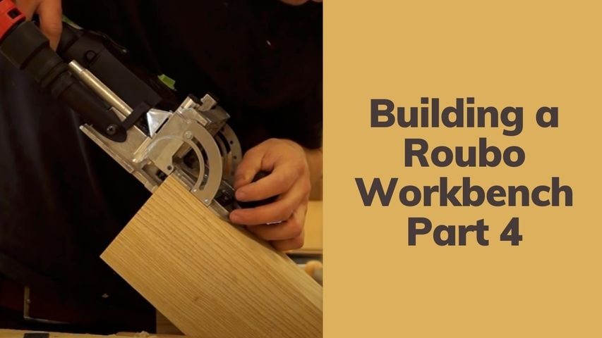 Building a Roubo Workbench   Part 4