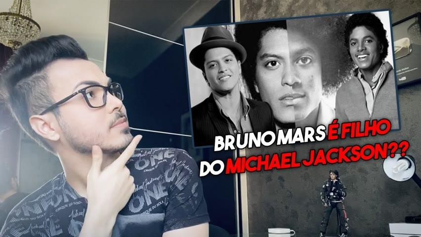 MICHAEL JACKSON É O PAI DO BRUNO MARS?! - Analisando a polêmica