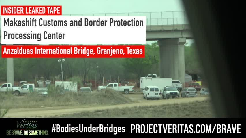 Children Under Bridges - Biden's Broken Border!