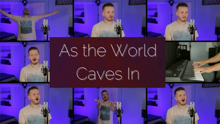 As the World Caves In (HYBRID ACAPELLA) - Matt Maltese