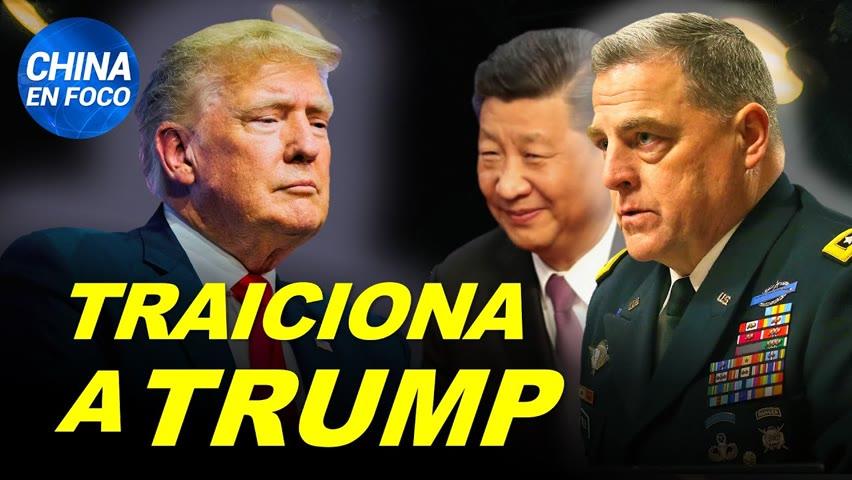 """El mayor militar de EE.UU. traiciona a Trump con 2 llamadas a China. ¿Soros """"hijo de satanás""""?"""