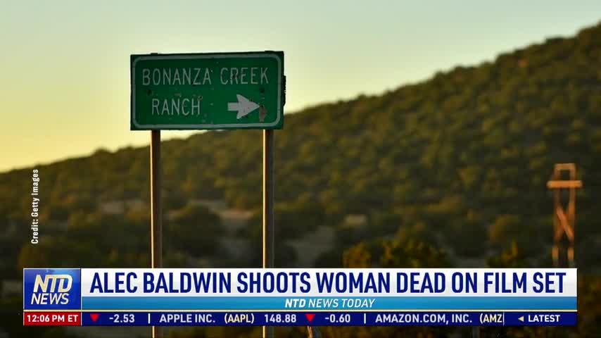 Cinematographer Dead, Director Injured After Actor Alec Baldwin Fires Prop Gun on Movie Set: Sheriff
