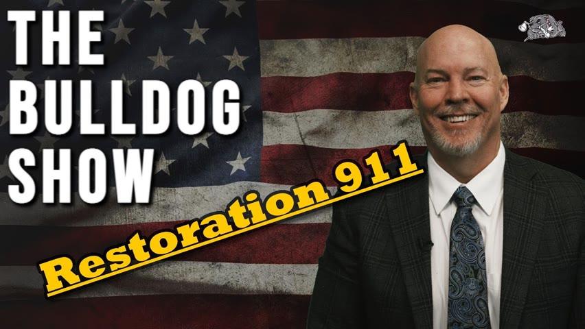 911 Restoration   The Bulldog Show