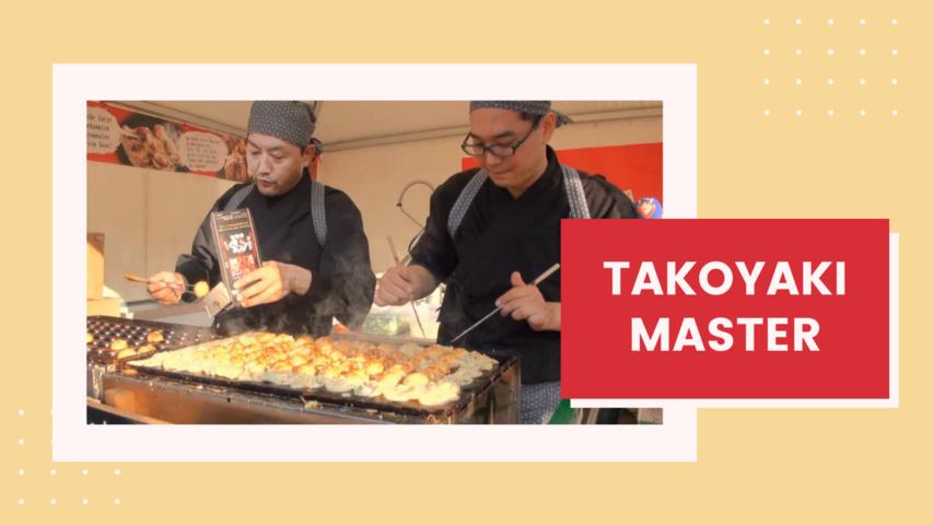 Takoyaki Master
