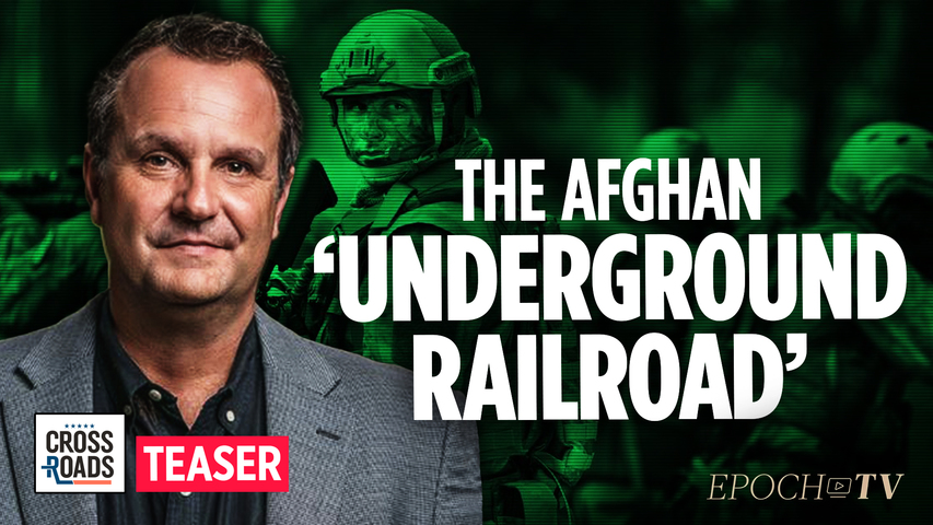 LTC Scott Mann: Veterans Network Saves 700+ Lives from Afghanistan with New 'Underground Railroad'