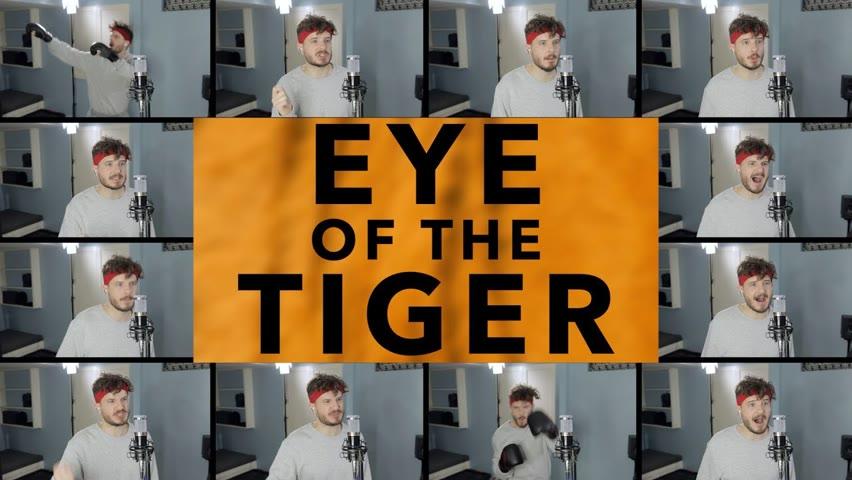 Eye of the Tiger (ACAPELLA) - Survivor