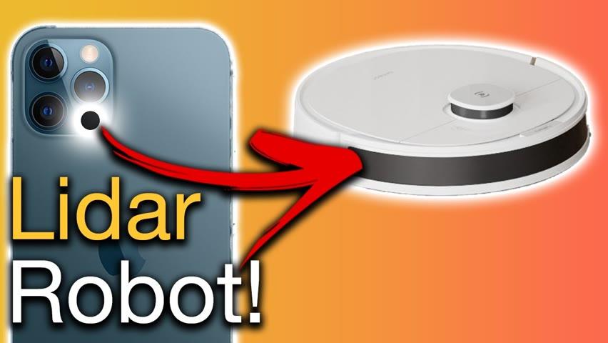 A Lidar Sensor Vacuum Robot? - Ecovacs DEEBOT N8+