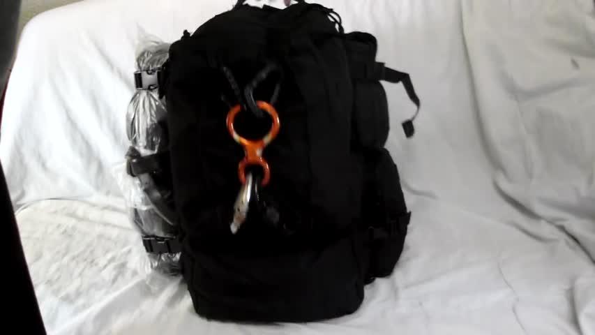 Mi mochila de 72 horas