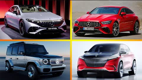 9 Luxury Mercedes-Benz Upcoming For 2022