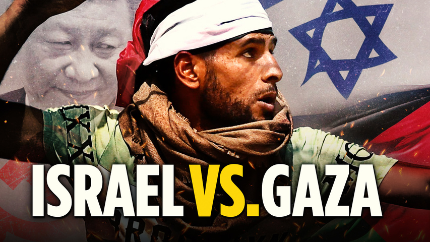 History's Lesson to U.S on Israel-Gaza, China Threat; What Happened to Decoupling from China?