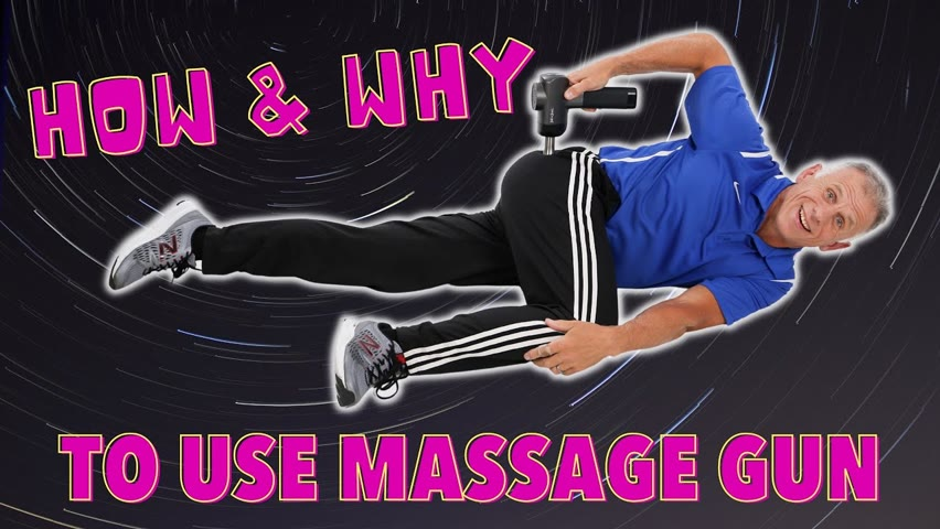 How & When To Use A Massage Gun