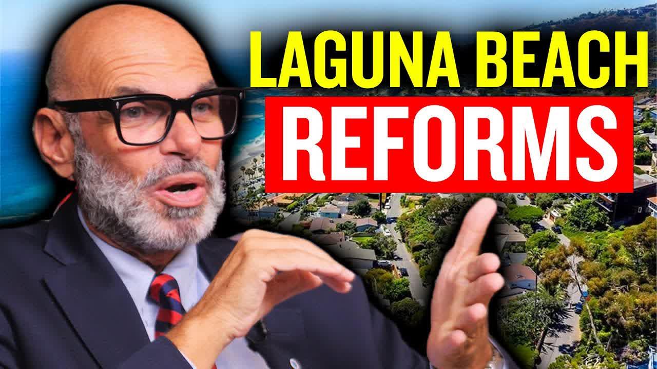 Influencing California's Future Through Local Government | Laguna Beach Council Member Peter Blake