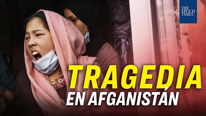 """Detrás de la tragedia en Afganistán hay una lista de nombres de quienes """"podían"""" salir del país"""