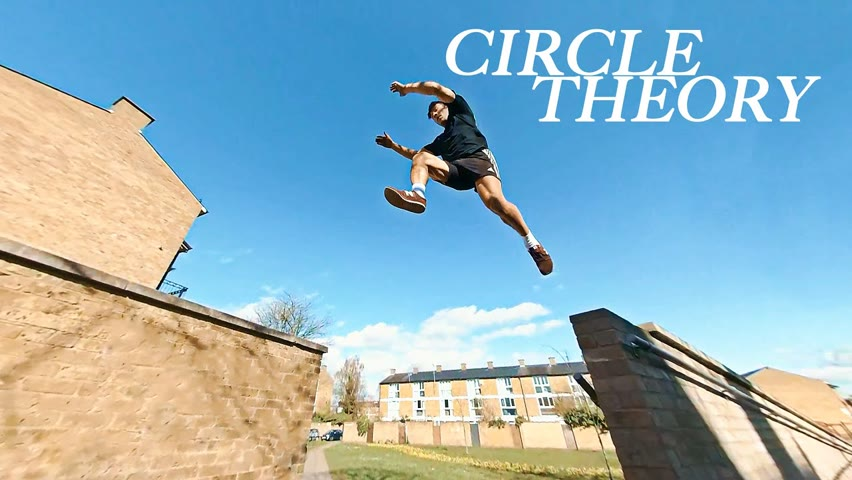 These are some crazy parkour camera skills  - Circle Theory