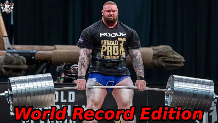 Ultimate World Record Edition   Strength Version
