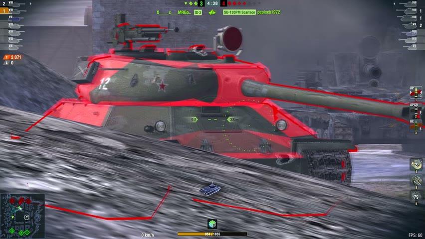 K-91 & T34 & TS-5 - World of Tanks Blitz