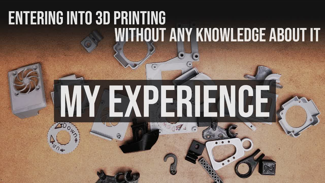 3D Printing is AMAZINGLY USEFUL! But You need to learn a LOT to make the MOST out of it!
