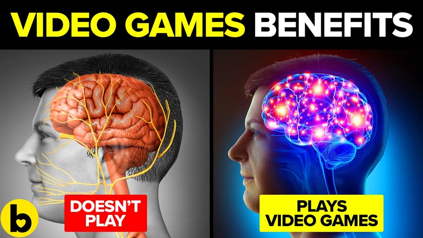 10 Secret Reasons Why Playing Video Games Is Good For Your Brain