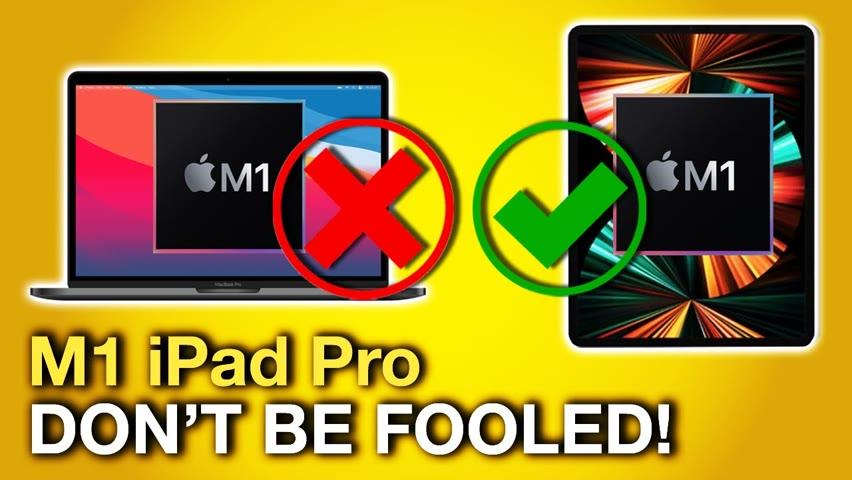 iPad Pro M1 - Don't be FOOLED!