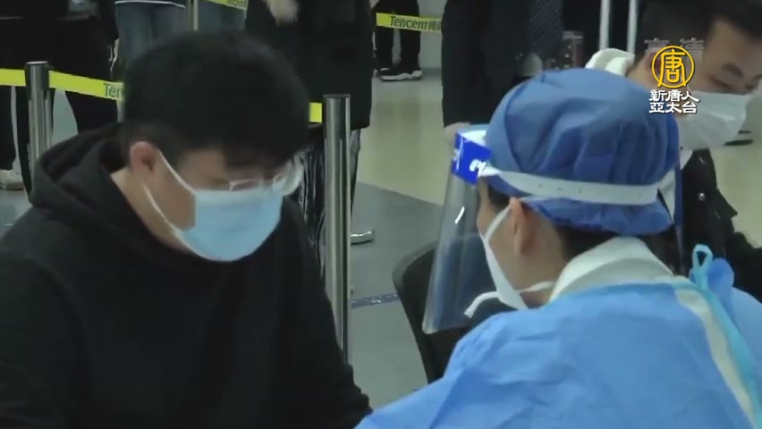 記者直擊:大陸民眾打疫苗 頻現血栓腦梗