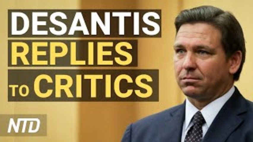 Mass Shooting Reported in California; DeSantis Responds to Critics Over Critical Race Theory Ban