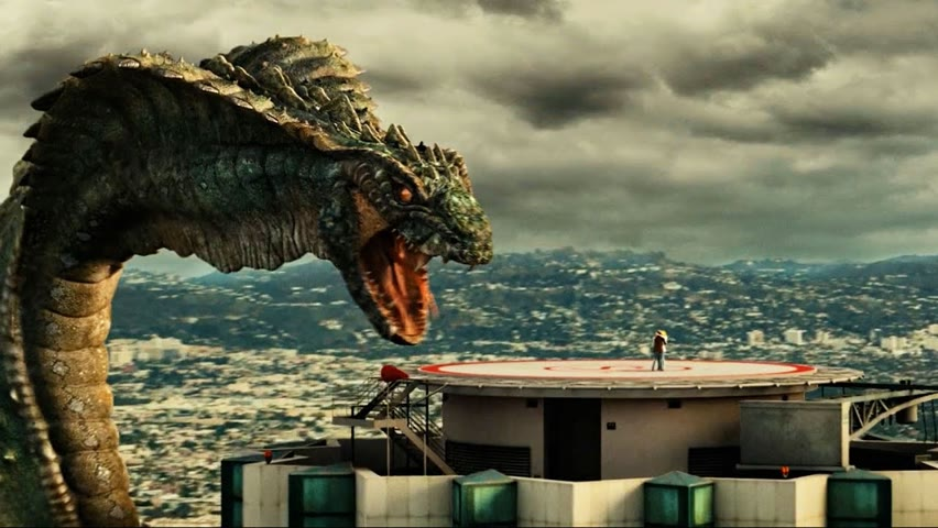 Every 500 Years, Dragon Race Comes Back to Destroy Earth