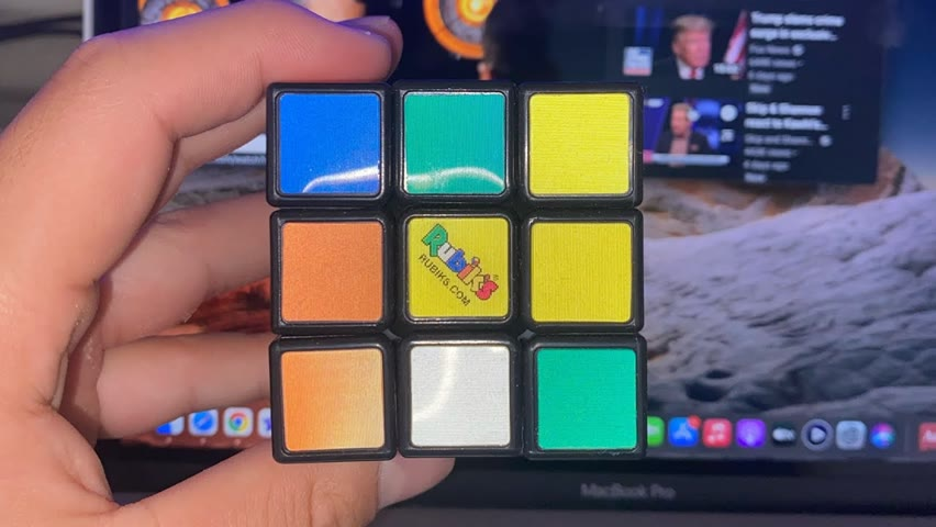 Hardest Rubiks Cube Ever!