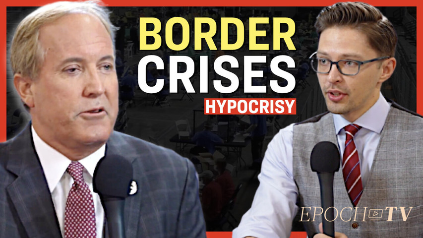 [Trailer] Ken Paxton Explains Hypocrisy Behind Border Crises, 500+ Election Related Lawsuits